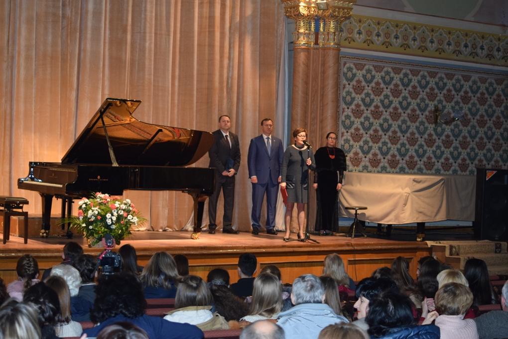 В Ужгороді стартував II Відкритий міжнародний конкурс піаністів імені Дезидерія Задора
