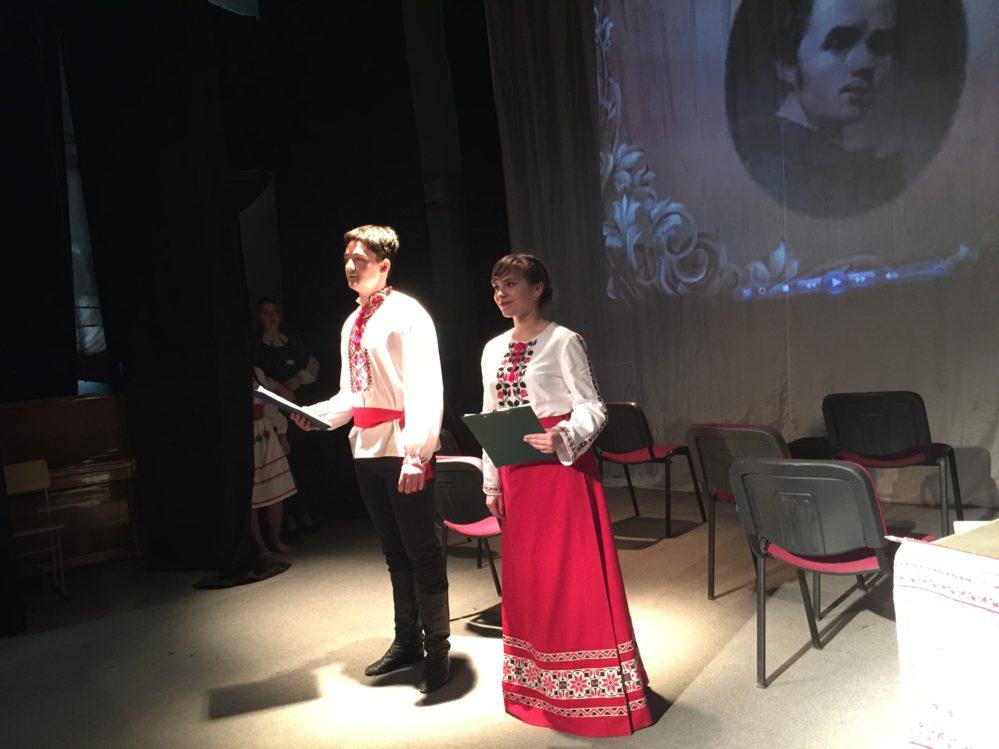 В Ужгородському коледжі культури та мистецтв відбулися Шевченківські читання за участі ветеранів АТО (фото)