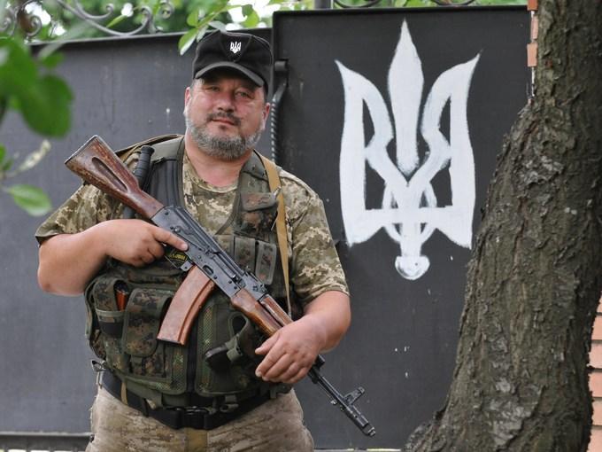 Командир ОДЧ «Карпатська Січ» Олег Куцин ‒ про добровольців, яких винесено за лінію фронту і за дужки історії