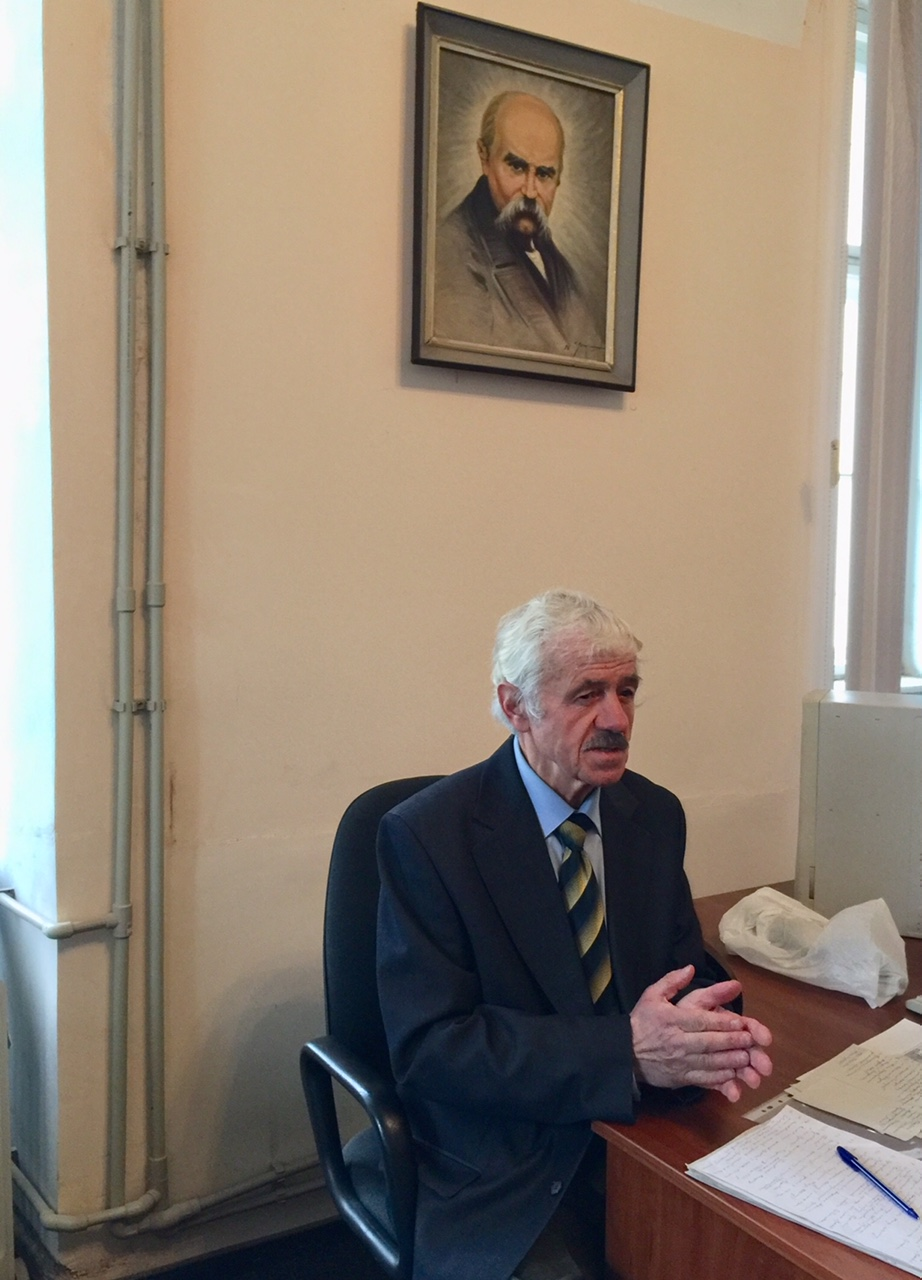 В Ужгороді обговорили питання випуску «Енциклопедії закарпатської «Просвіти» (фото)