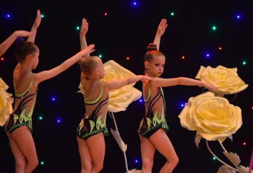 В Ужгороді юні гімнастки змагаються за «Кубок Закарпаття-2018»