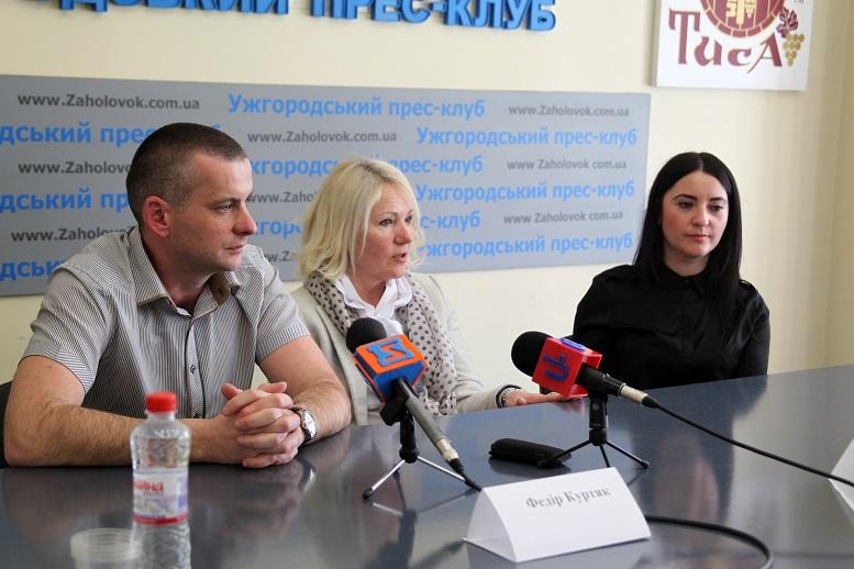 В Ужгороді розповіли про дітей з пробірки