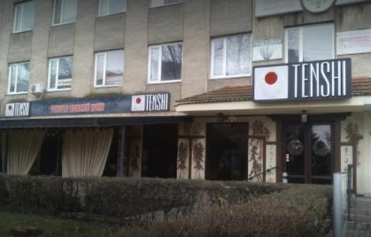 """Відомий ресторан японської кухні в Ужгороді підпалили """"коктейлем Молотова"""""""