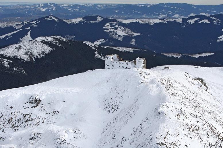 До знаменитої обсерваторії «Білий слон» та гори Піп Іван туристи добиратимуться новою лісовою дорогою