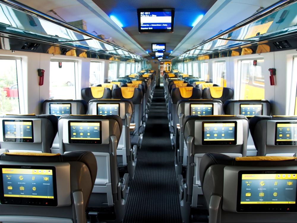 Чеський RegioJet возитиме закарпатців до Праги