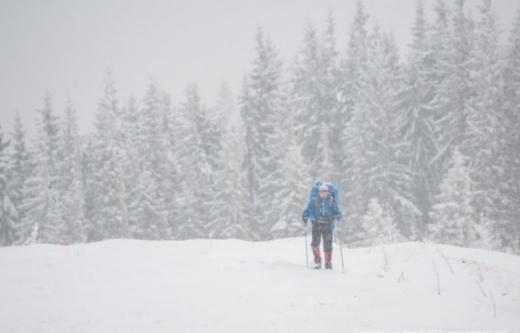У горах на Воловеччині рятувальники відшукали заблукалого туриста