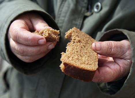 Ужгородці можуть поділитися хлібом з нужденними (ВІДЕО)