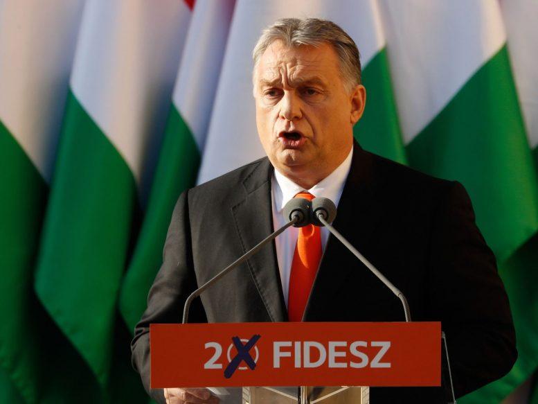 Прем'єр Угорщини Віктор Орбан прийняв запрошення відвідати Україну