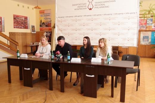 """Сьогодні в Ужгороді розпочнеться міжнародний фестиваль """"Музика без кордонів"""" (ПРОГРАМА)"""