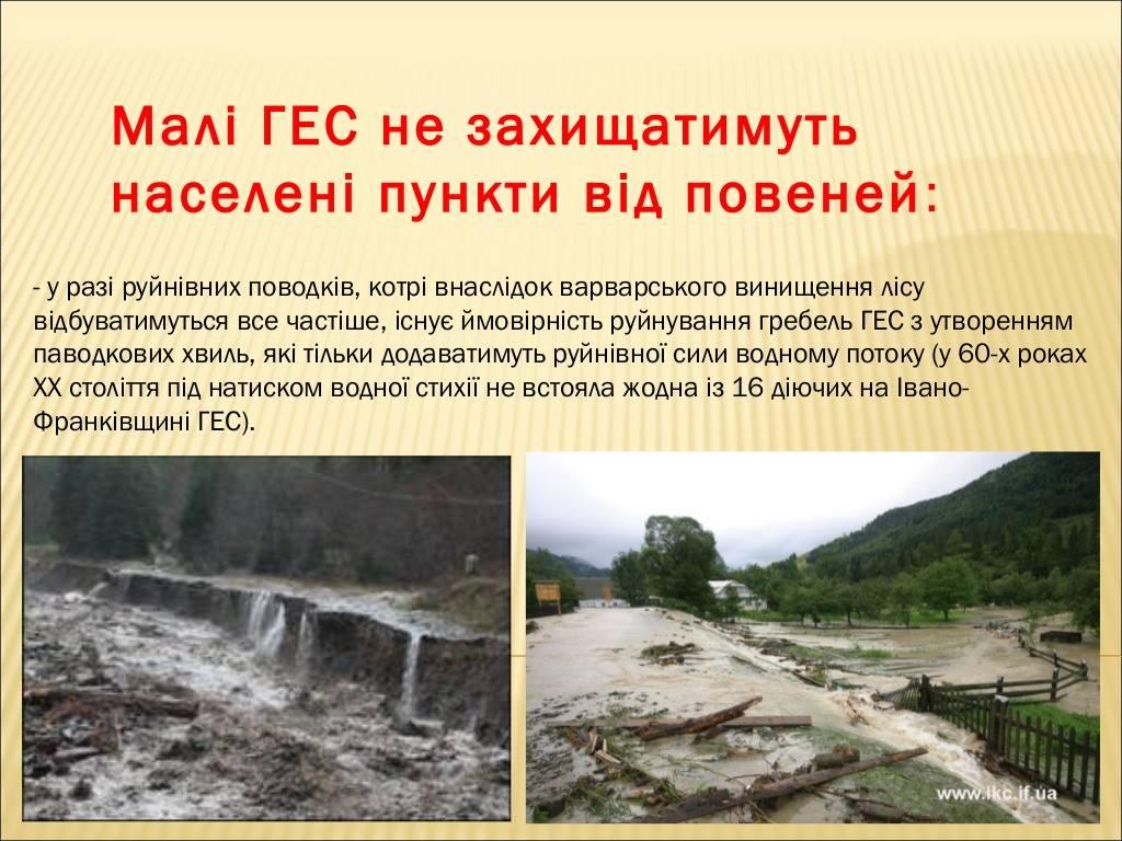 Громадськість Мукачева та керівництво краю піддали нищівній критиці намагання побудувати міні-ГЕС на Латориці