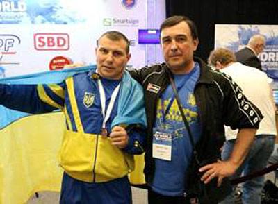 Закарпатці взяли участь у чемпіонаті світу з пауерліфтингу у Фінляндії