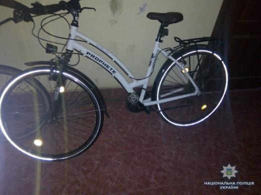 В Ужгороді спіймали викрадача велосипедів