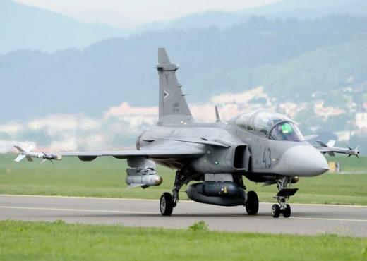 Через нелегальний літак із Закарпаття в Угорщині підняли у повітря винищувачі