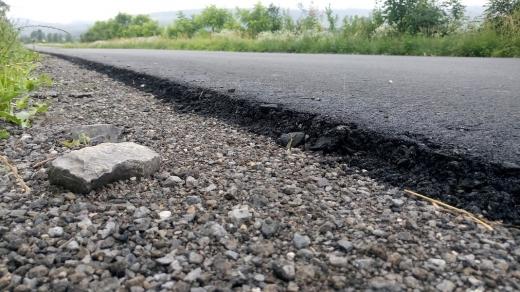 На Іршавщині триває ремонт автодоріг (ФОТО)