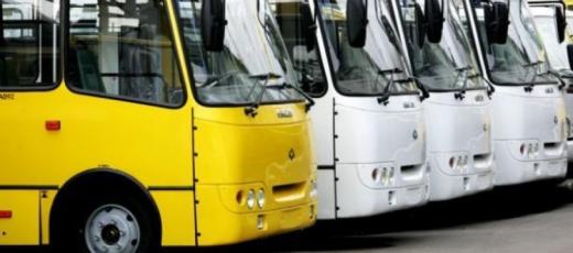 Від завтра в Ужгороді змінюється кінцева зупинка кількох автобусів