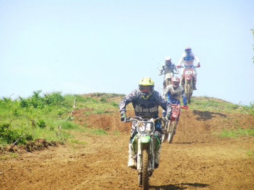В Ужгороді пройдуть змагання з мотокросу
