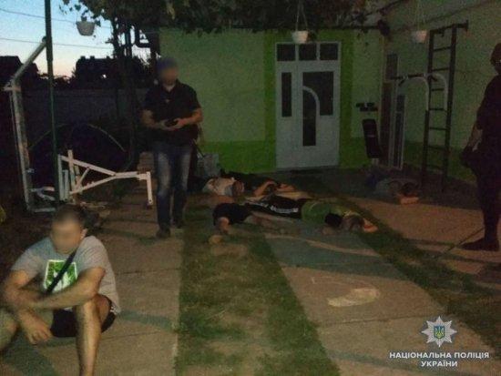 Правоохоронці викрили в Ужгороді два наркопритони