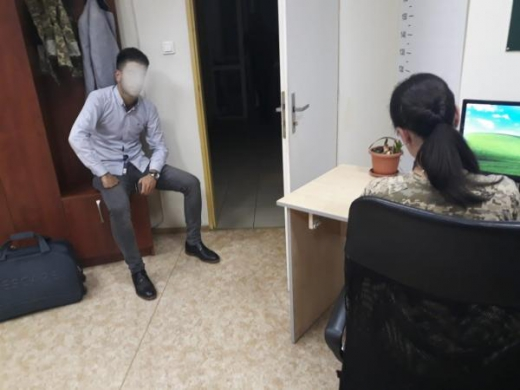 Закарпатські прикордонники затримали іноземця із підробленим паспортом