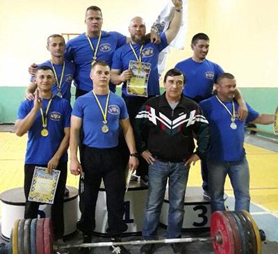 У Сваляві пройшов чемпіонат Закарпатської області з класичного пауерліфтингу