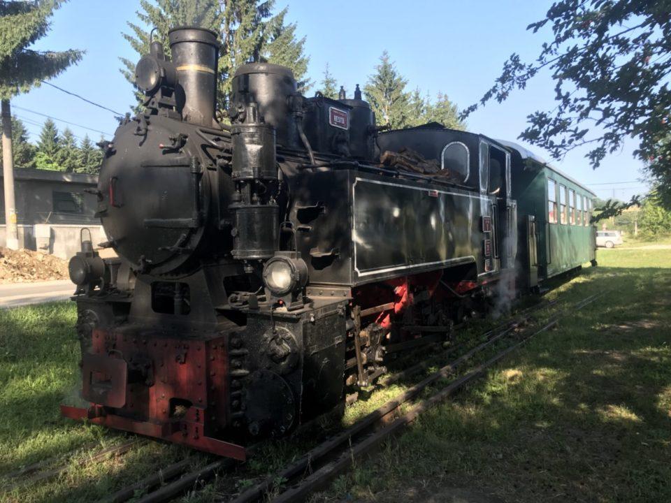 Для Боржавської вузькоколійки придбають в Румунії паровоз та два вагони з баром