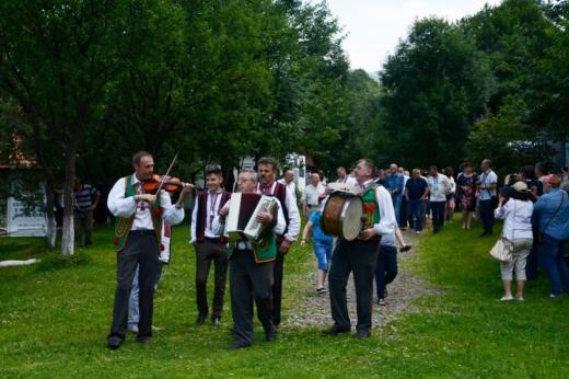 На Міжгірщині урочисто відкрили знаменитий гастрономічний фестиваль