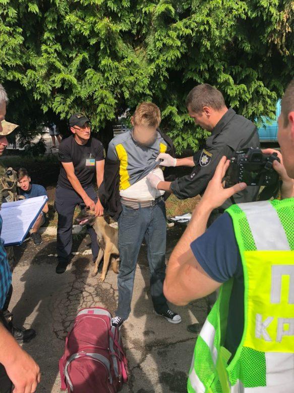 Партію наркотиків затримали на українсько-словацькому кордоні (фото)