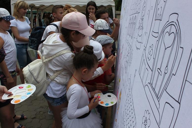"""Фестиваль  """"Мироліто"""" організував Закарпатський благодійний фонд """"Карітас"""" (фото)"""