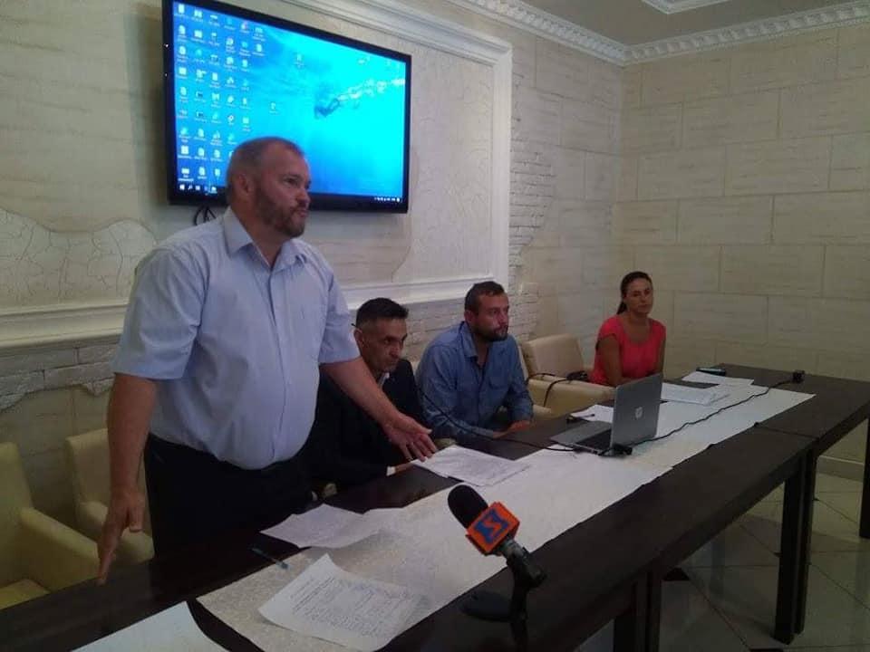 Громадськість Мукачева наголошує на неприпустимості будівництва мініГЕС на річці Латориця (документ)