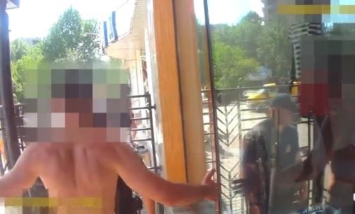 Ужгородцю, що напав на поліцейських, обрано запобіжний захід у вигляді тримання під вартою