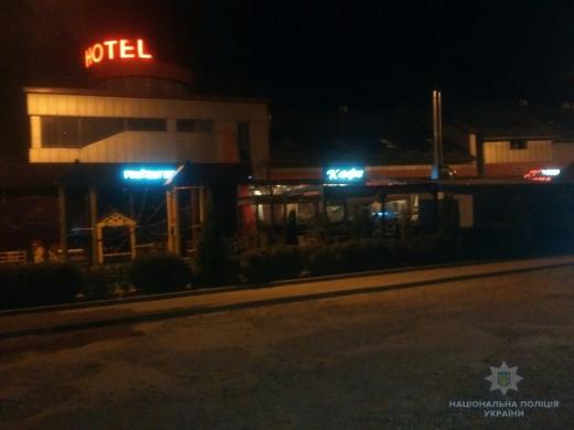 У ресторані в Хусті сталася стрілянина – є поранений