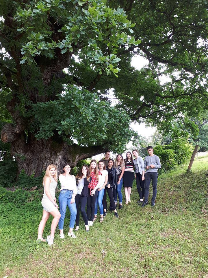 В Ужанському нацпарку проходять навчальну практикустуденти факультету туризму та міжнародних комунікацій УжНУ (фото)