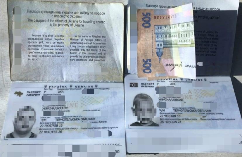 Тернопільчанин намагався підкупити хабарем закарпатських прикордонників