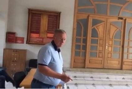 Ужгородському міському голові Андріїву вручили підозру про розкрадання 6,5 мільйонів гривень (відео)