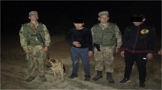 Закарпатські прикордонники затримали двох нелегальних мандрівників з Монголії