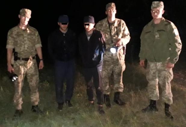 Ще двох нелегалів спіймали на Закарпатті – цього разу з Чечні