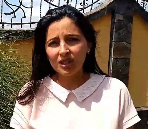Дружина голови Виноградівської РДА заявила, що чоловіку підкинули мічену готівку (ВІДЕО)