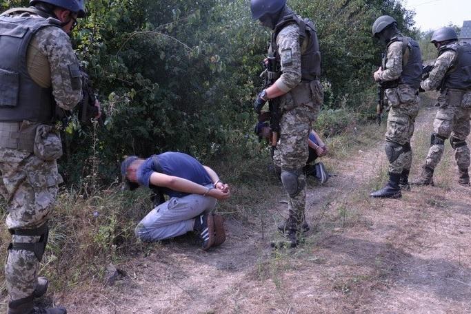 На Закарпатті СБУ провела масштабні антитерористичні навчання (фото)