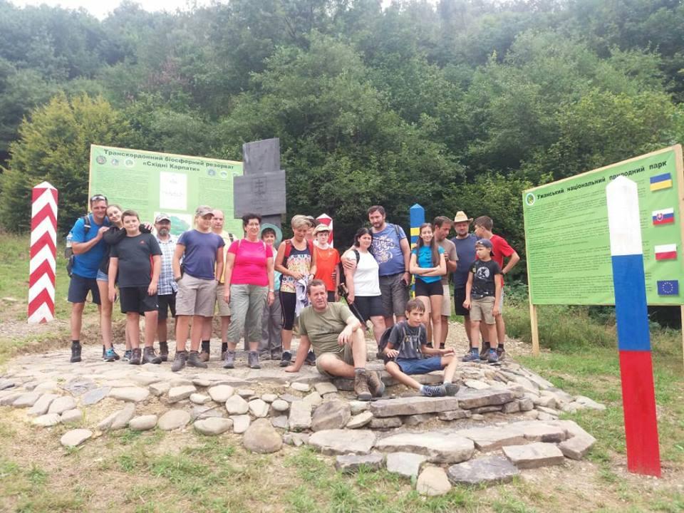 Ужанський нацпарк стає центром наукового туризму (фото)