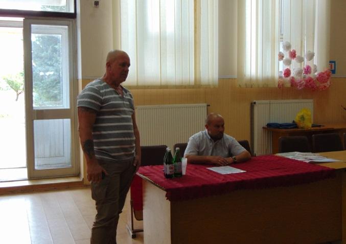 У Чопській міській раді відбулася зустріч з учасниками бойових дій на сході України (ФОТО)