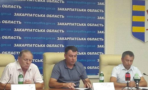 На Закарпатті відбудеться міжродний юнацький турнір з футболу
