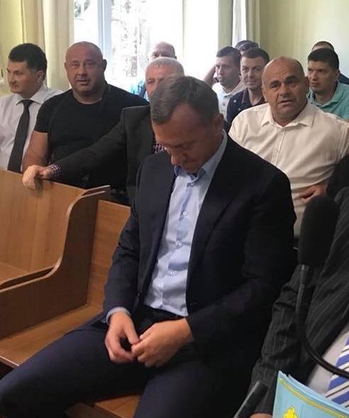 В прокуратурі Закарпатської області вказують на дивну позицію суддів у справі Андріїва