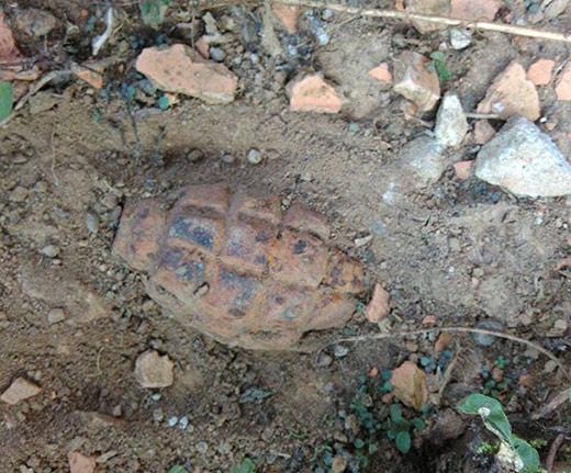 Під час будівництва на Ужгородщині знайшли вибухонебезпечний предмет