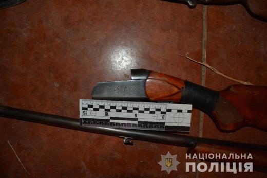 У лісі на Мукачівщині застрелили чоловіка