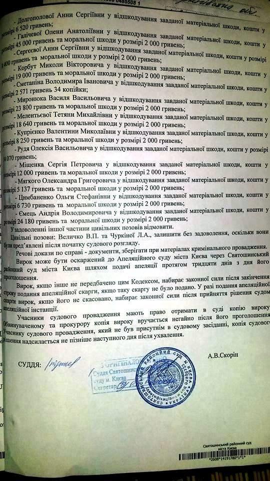 Святошинський суд засудив за шахрайство активістку Ладу