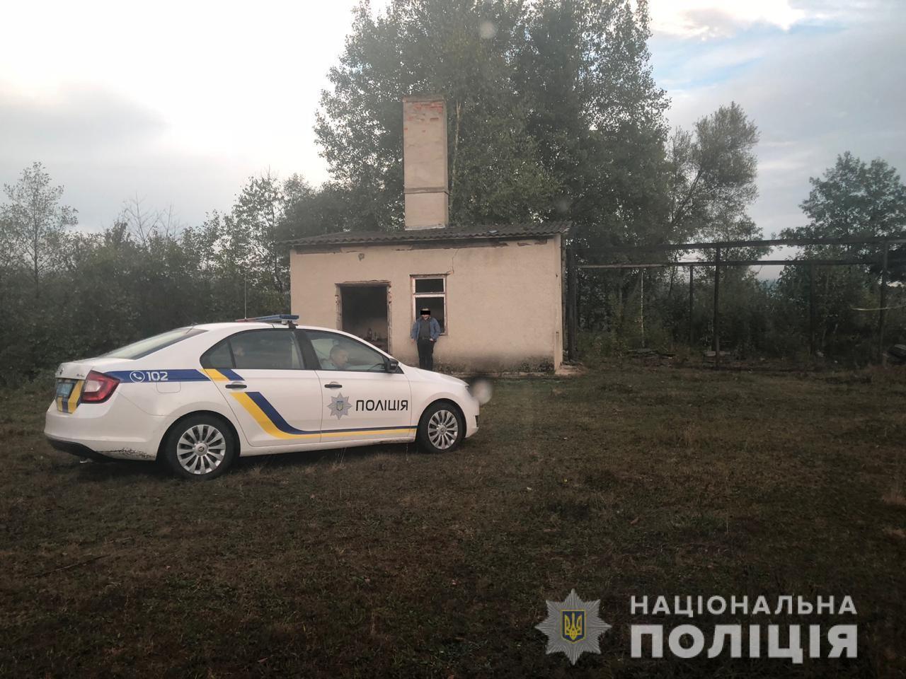 Поліція викрила нарколабораторію на Перечинщині