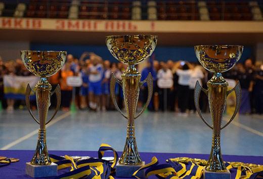 В Ужгороді проходить фінал Всеукраїнської спартакіади держслужбовців (ФОТО)