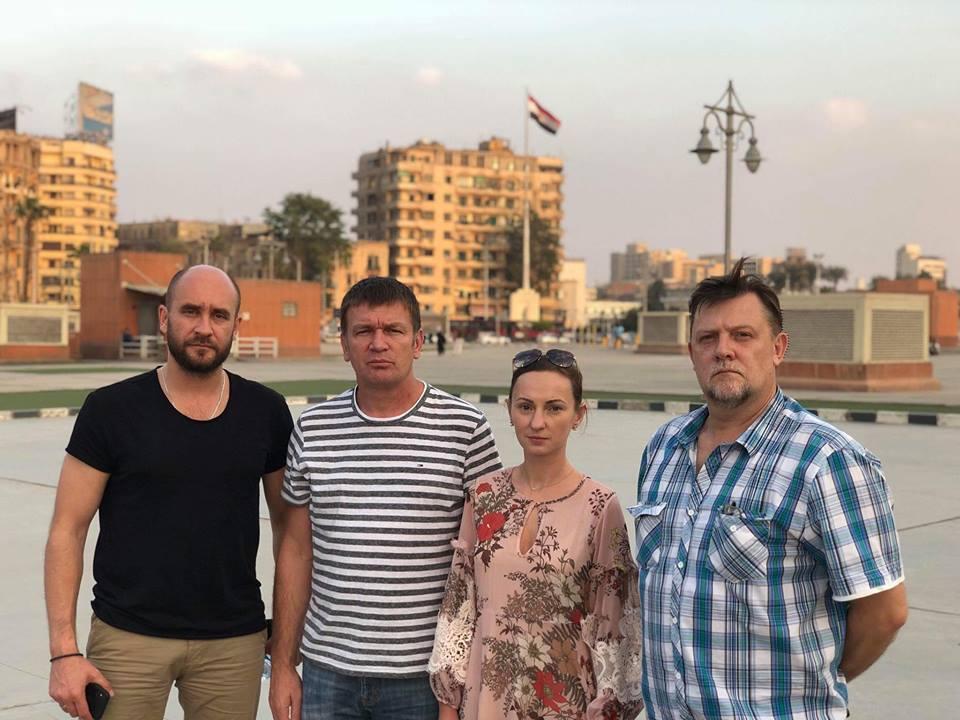 Ув'язненого в Єгипті закарпатцяЧікоша відвідали українські нардепи