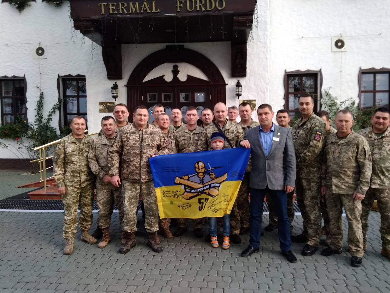 Закарпаття відвідали представники вищого командування ЗСУ (фото)
