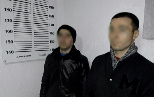 На Закарпатті поблизу угорського кордону затримали двох громадян РФ