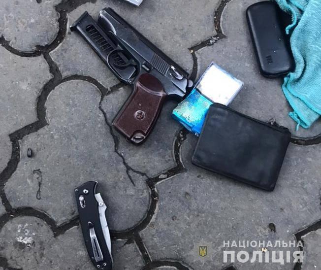 В Ужгороді розкрито розбійний напад на пункт обміну валют